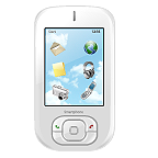 A picture of a mobile smart phone. Tap on the phone to open our mobile banking site.